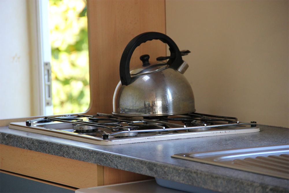 Mini Camping Küche | Wohnwagen Minicamping Rustenpolder Vrouwenpolder Zeeland